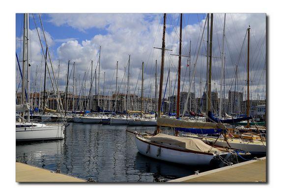 * le vieux port *