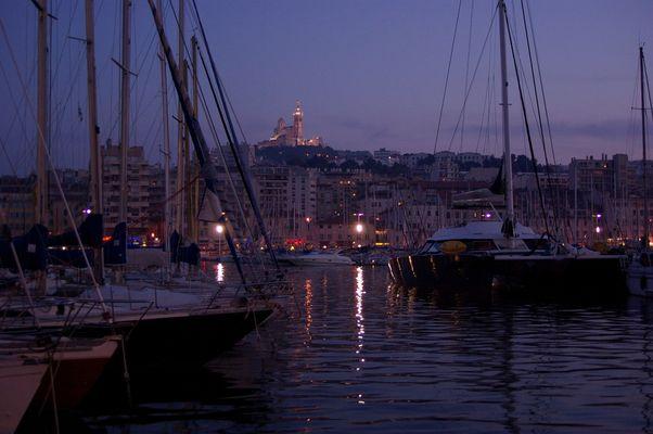 le vieux port s'endort
