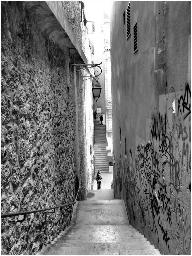Le vieux quartier du Panier -3