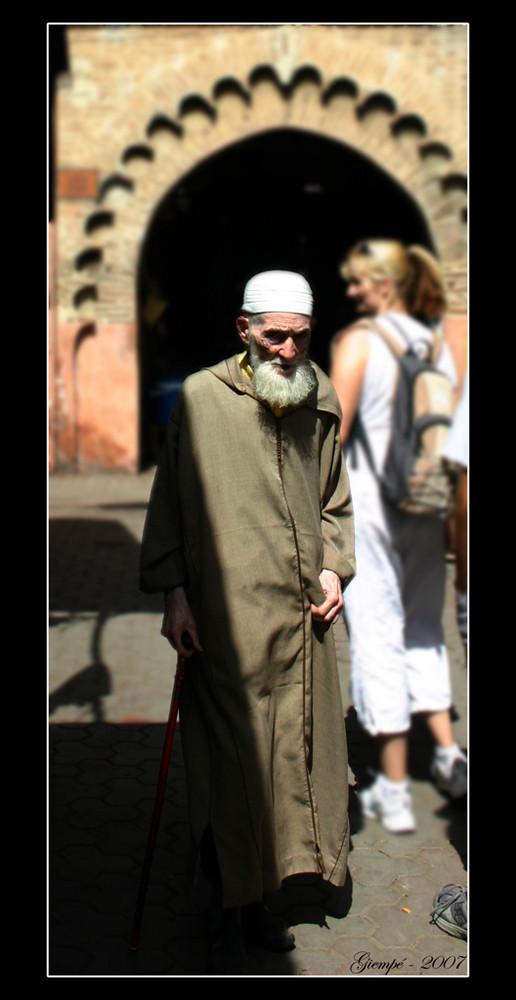 Le Vieux Sage...