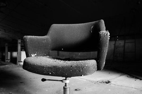 Le vieux siège