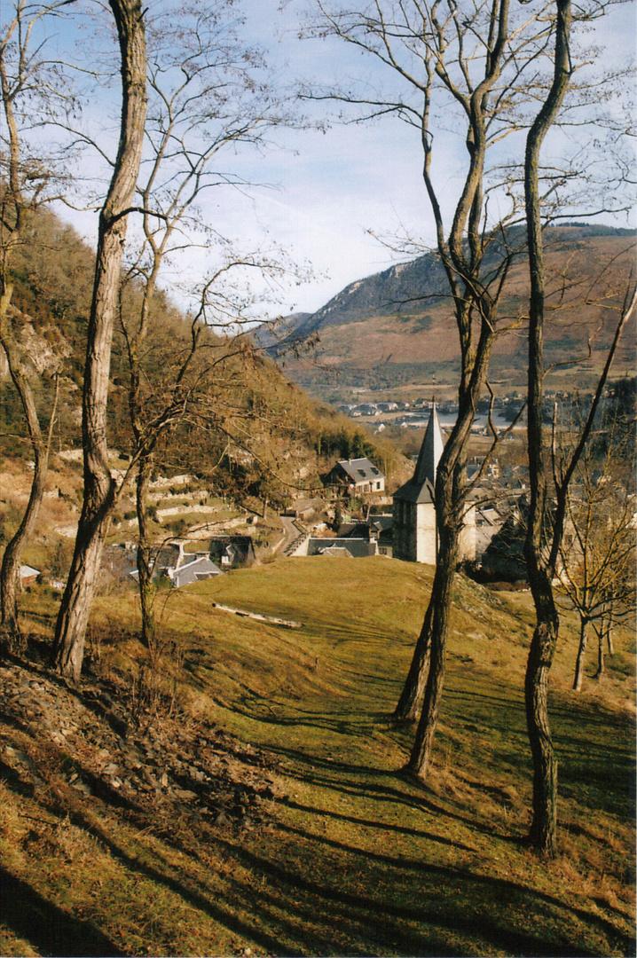 le village de Cadéac,