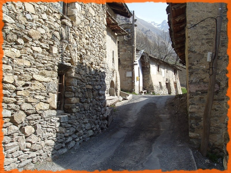 Le village de Farges