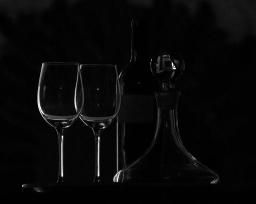 Le vin...