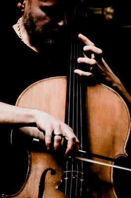 le violoncelliste