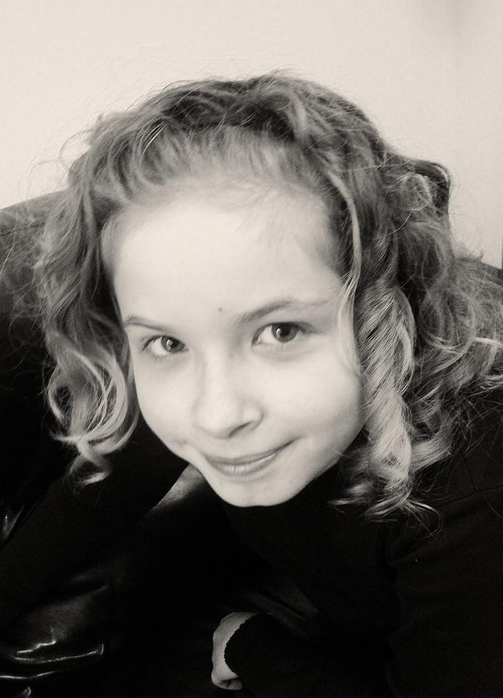 Léa, 10 ans