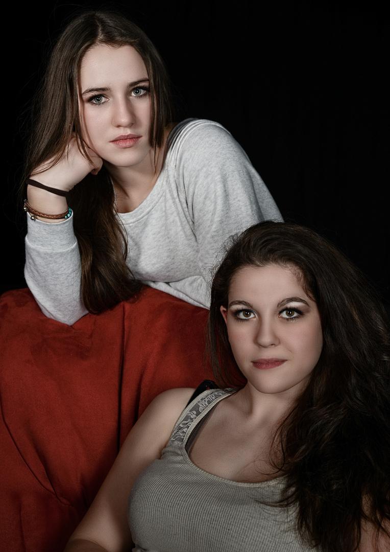 Lea und Jessica