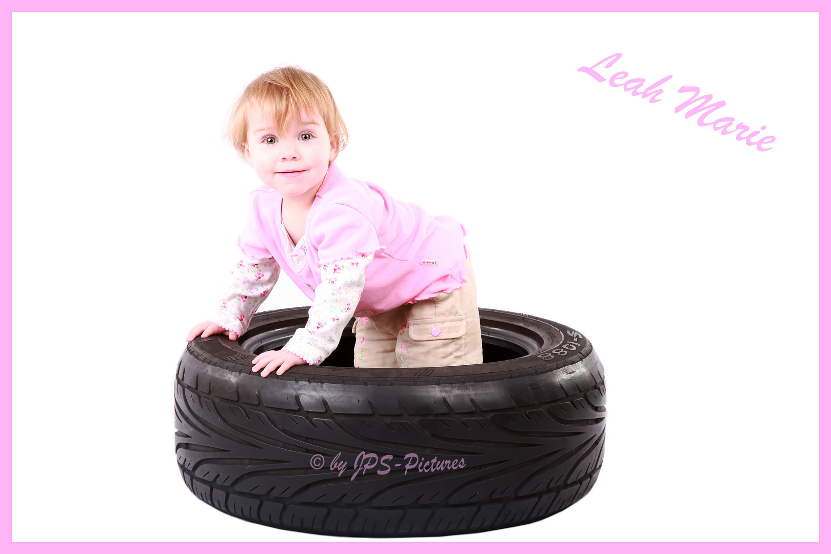 Leah Marie, hot tyre
