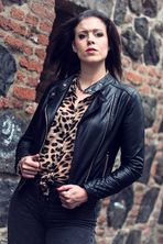 LEATHER and LEO