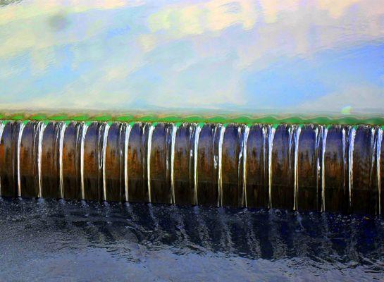 l'eau d'Annecy