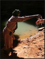 L'eau de la guelta