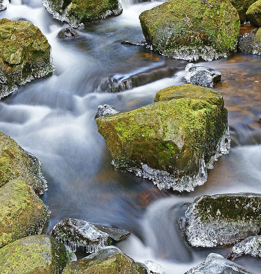 l'eau douce