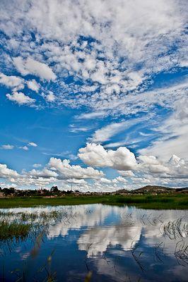 L'eau la terre et le ciel
