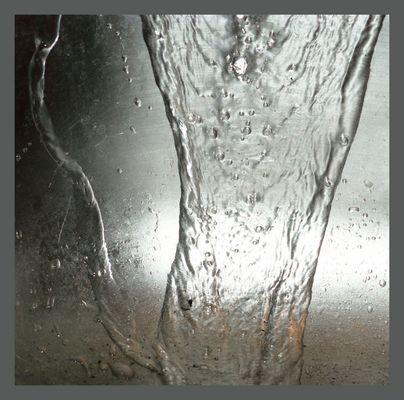 L'eau métallique