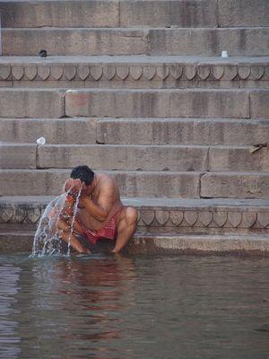 L'eau purificatrice ... !