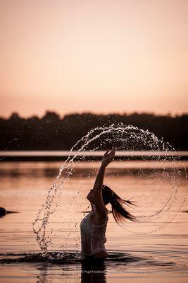 L'eau: Source de plaisir et de vie