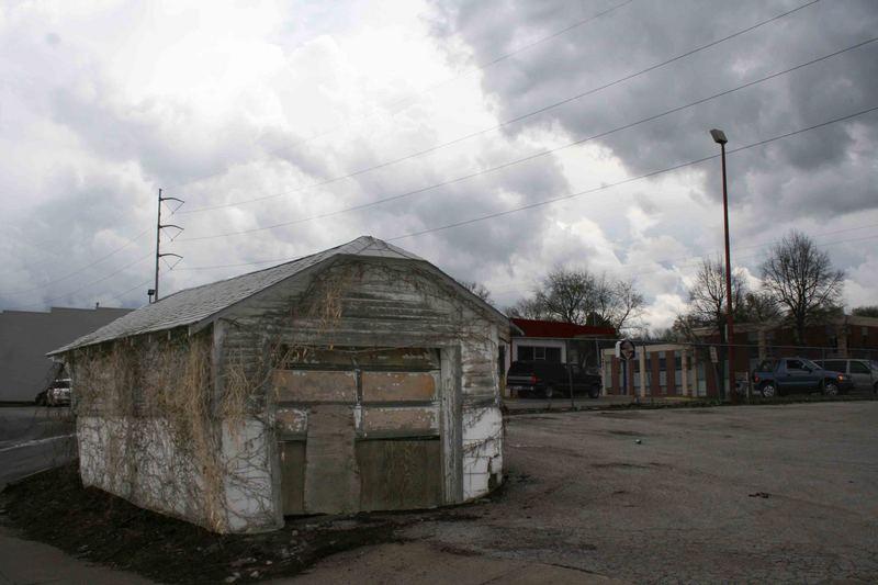 leavenworth shack