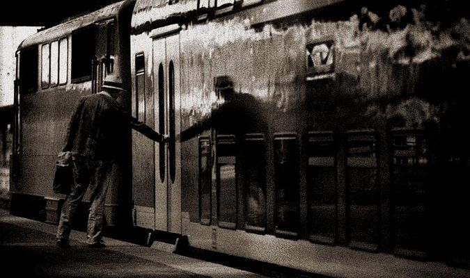 leaving empty stations, leaving empty lives