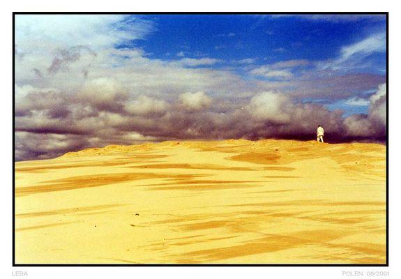 Leba ++ die wandernden Sanddünen