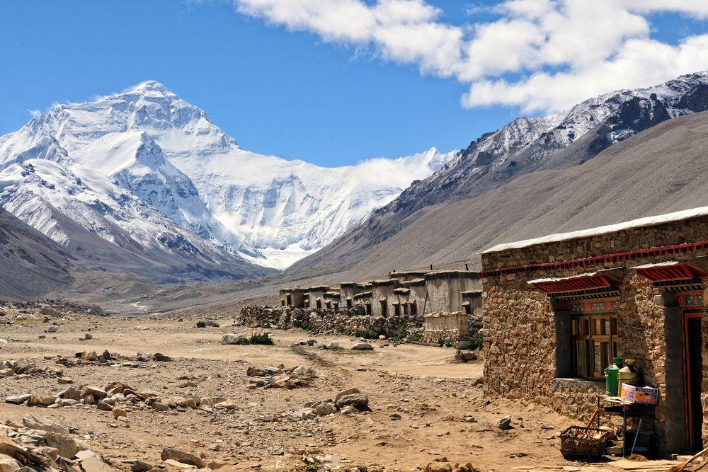 Leben am Fuße des Everest von Marcus D. Klein