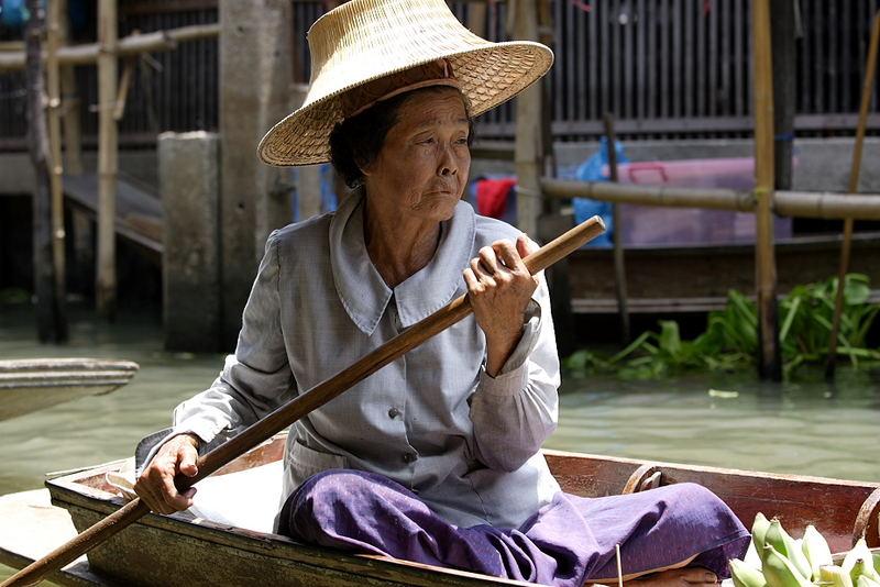 Leben am Klong
