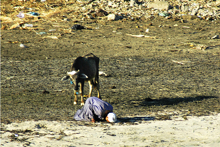 Leben am Nil - Gebet gen Osten (2)