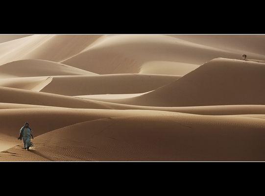 Leben im Sand