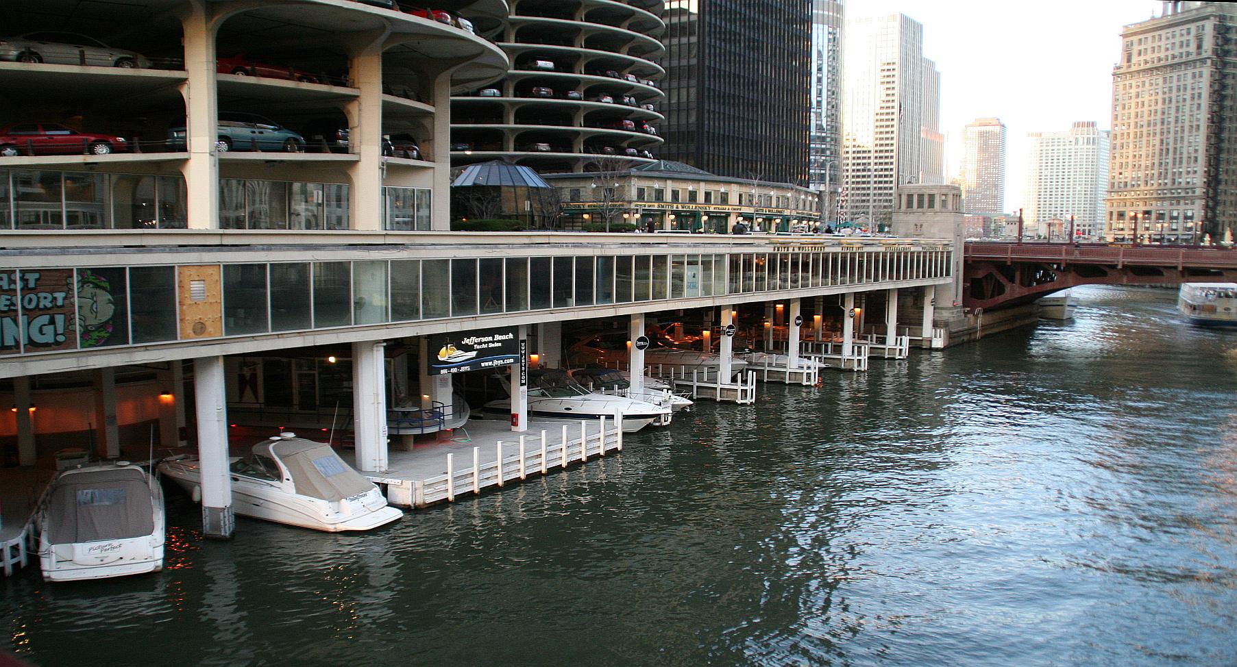 Leben in Chicago Mai 2008