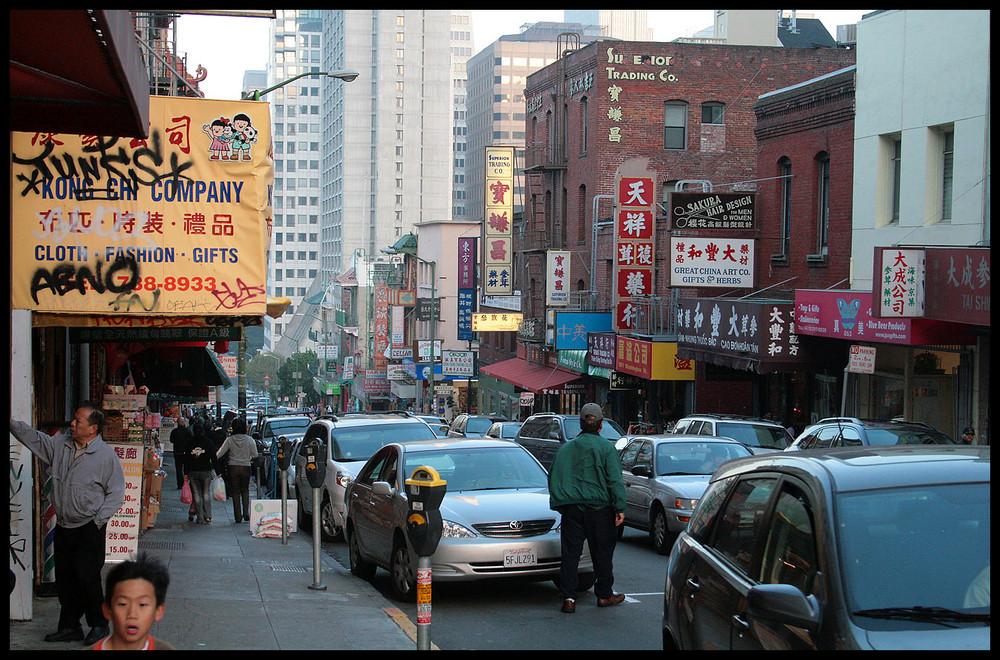Leben in Chinatown