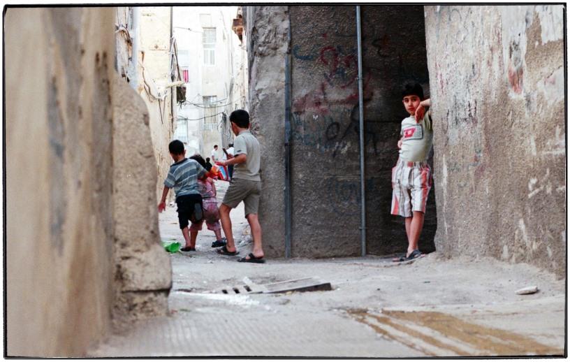 Leben in Damaskus...