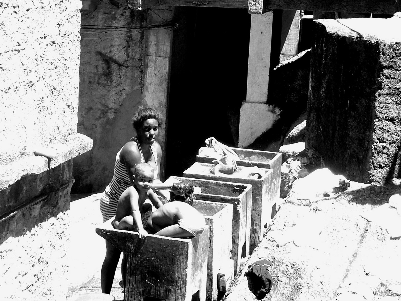 Leben in der Favela