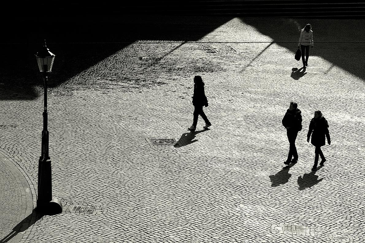 Leben in der Stadt / Vita in città (6)