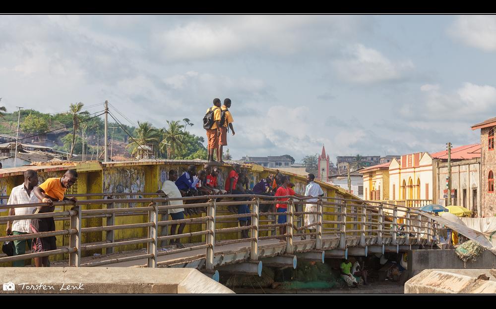 Leben in Elmina