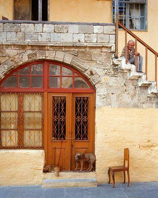 Leben in Griechenland