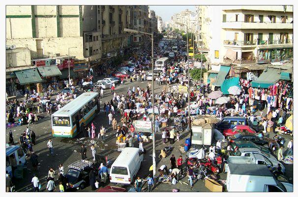 Leben in Kairo