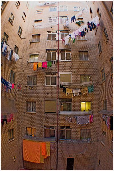 Leben in Madrid