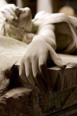 Leben in Stein geschlagen