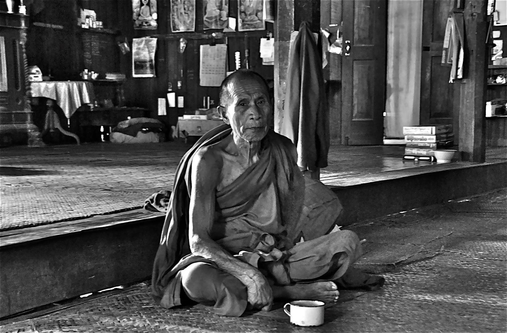 leben mit buddha