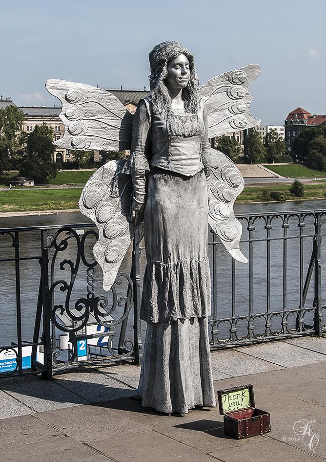 Lebende Statuen 3