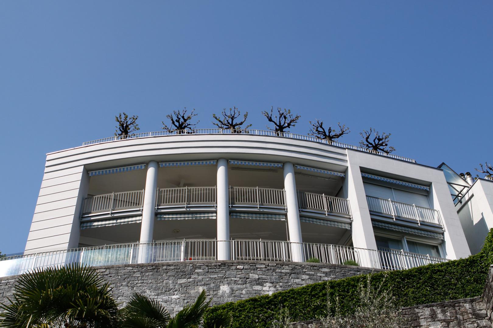 lebendige Architektur