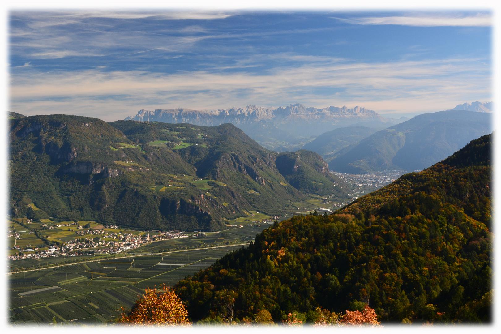 Lebensraum Südtirol