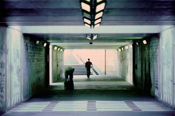 (Lebens)Weg - Licht und Schatten