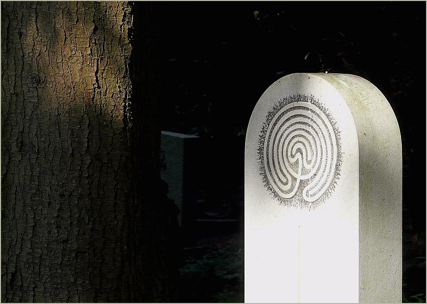 Lebensweg oder Labyrinth ?