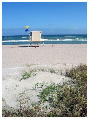 Lebesrettungsturm - Daytona Beach - Florida/USA