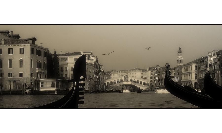 """""""Lebewohl Venedig..."""""""