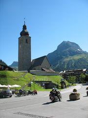 Lech, Kirche