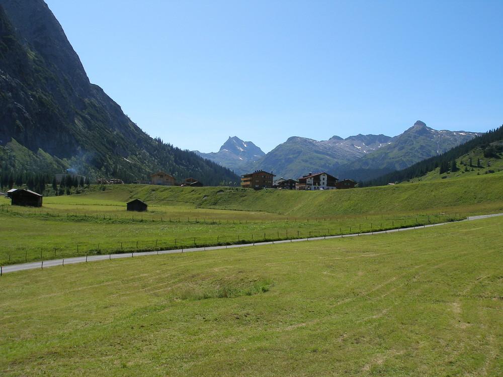 Lech Vorarlberg