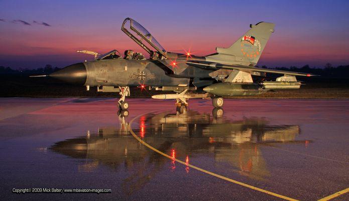 *** Lechfelder Blaue Stunde - 40 Jahre Tornado by night 29.10.2009 ***