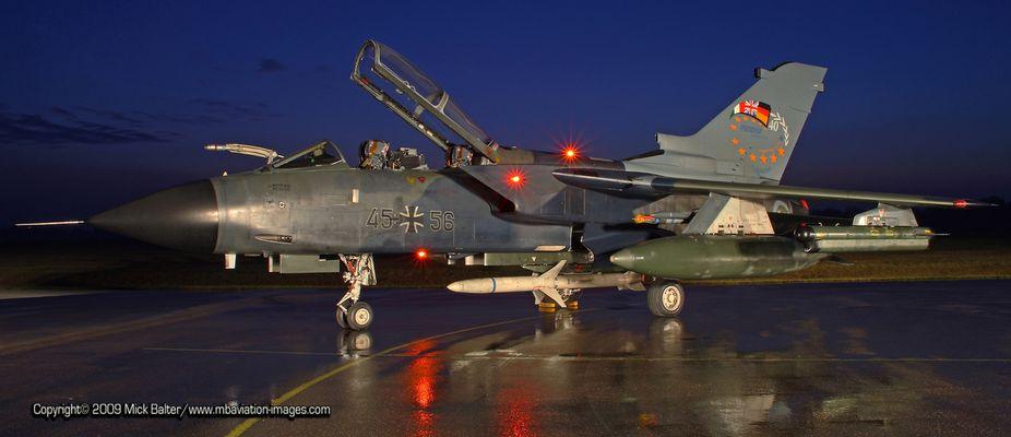 *** Lechfelder Blaue Stunde² - 40 Jahre Tornado by night 29.10.2009 ***