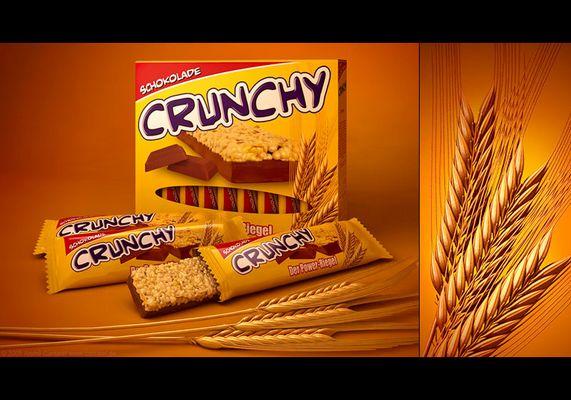 Lecker Crunchy Packshot